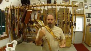 Selecting a Quiver for Archery