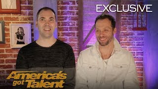 The Making Of Front Pictures' Brilliant Performance - America's Got Talent 2018
