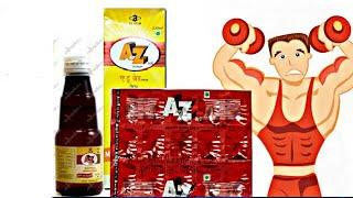 A2Z tablet multivitamin work by prince Azeemuddin