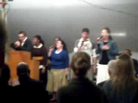 Pentecostal Tent Revival & Pentecostal Tent Revival - YouTube