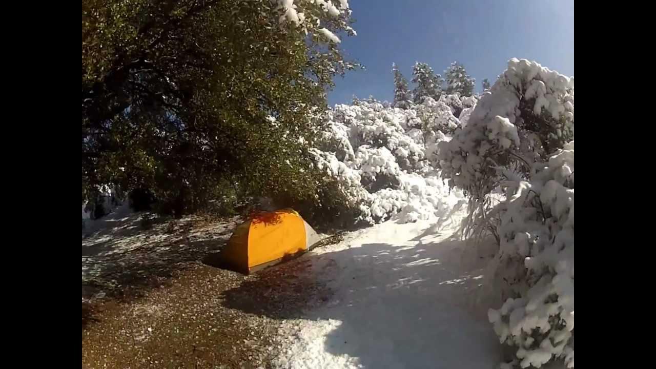 Upper Reyes Creek Campground / Sespe Wilderness 3/24-3/26 2012