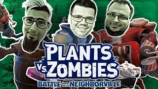 PLANTS VS. ZOMBIES to gra dla PRAWDZIWYCH MĘŻCZYZN - Battle for Neighborville