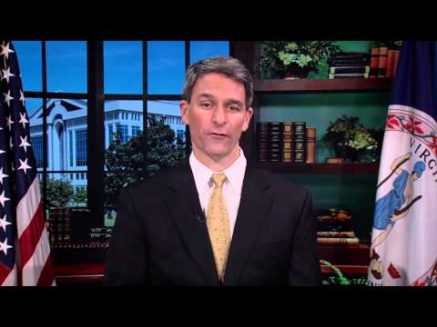 10/19/13 AG Ken Cuccinelli (R-VA) Delivers Weekly GOP Address On How Obamacare Hurts Virginia