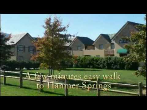 Motel - Hanmer Springs - Bellavista Motel - New Zealand