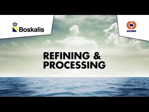 Boskalis Offshore Energy | Refining and Processing