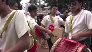 """Date : 26 June 2015. Venue : Dan Sai, Isan, Thailand """"Phi Tha Khon ..."""