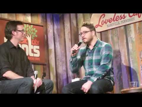 Music City Roots with Amos Lee, Interview with Craig Havighurst