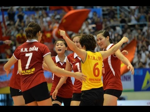 Vietnam vs Thailand (Final/Chung kết) Full HD - VTV Cup 2014