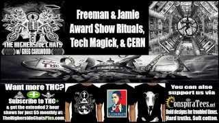 Freeman & Jamie | Award Show Rituals, Tech Magick, & CERN