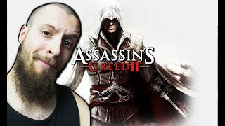 ASSASSIN'S CREED II ⚔️ LEGENDARNA GRA /ZACZYNAMY!