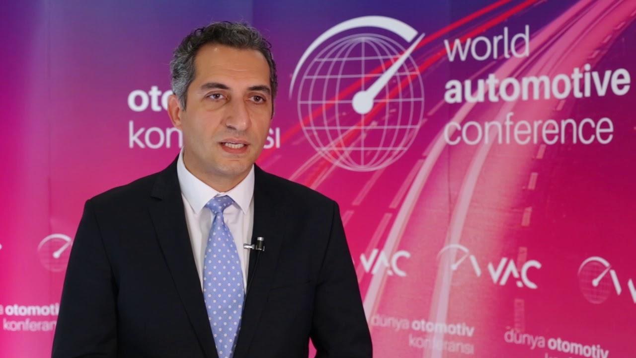WAC 2018, Bağlantılı araçlar otomotiv sektörünü nasıl etkiliyor?, Sabri Çimen, Otokoç Otomotiv