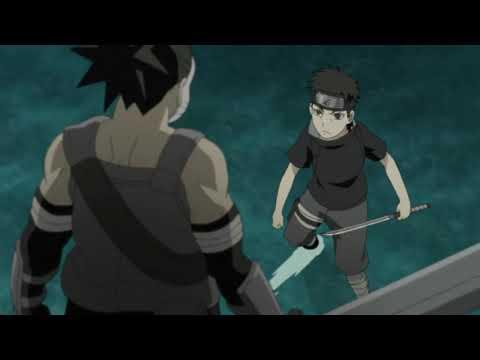 Itachi and Shishui VS The Anbu FULL BATTLE(English Dub)
