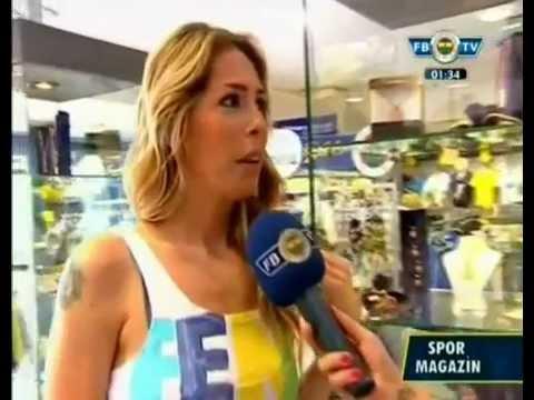 Elif Ağca Öner - Spor Magazin FB TV