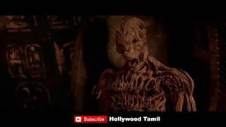 [தமிழ்] The Mummy Awakening Mummy scene in Tamil | Super Scene | HD 720p