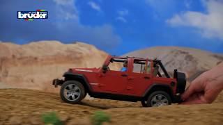 Jeep Wrangler Unlimited Rubicon -- 02525 -- Bruder Spielwaren