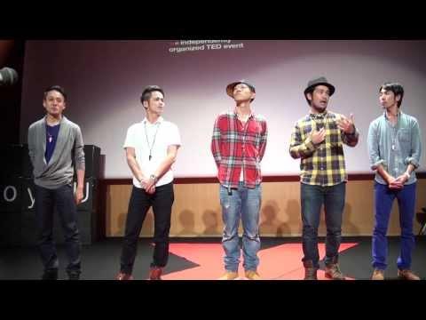 即興芝居×即興コメディ=即興エンターテイメント: 6-dim+ at TEDxNagoyaU