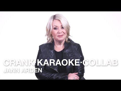 Jann Arden plays Crank-Karaoke-Collab