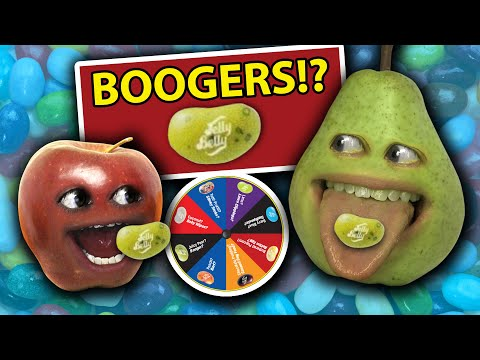 Annoying Orange - Bean Boozled Challenge