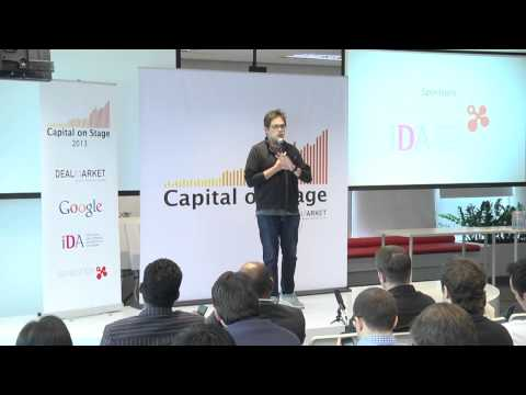 Jeffrey Paine -- Golden Gate Ventures