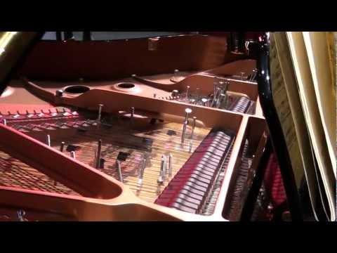 John Cage - Sonata II (from Sonatas and Interludes) - Inara Ferreira, prepared piano
