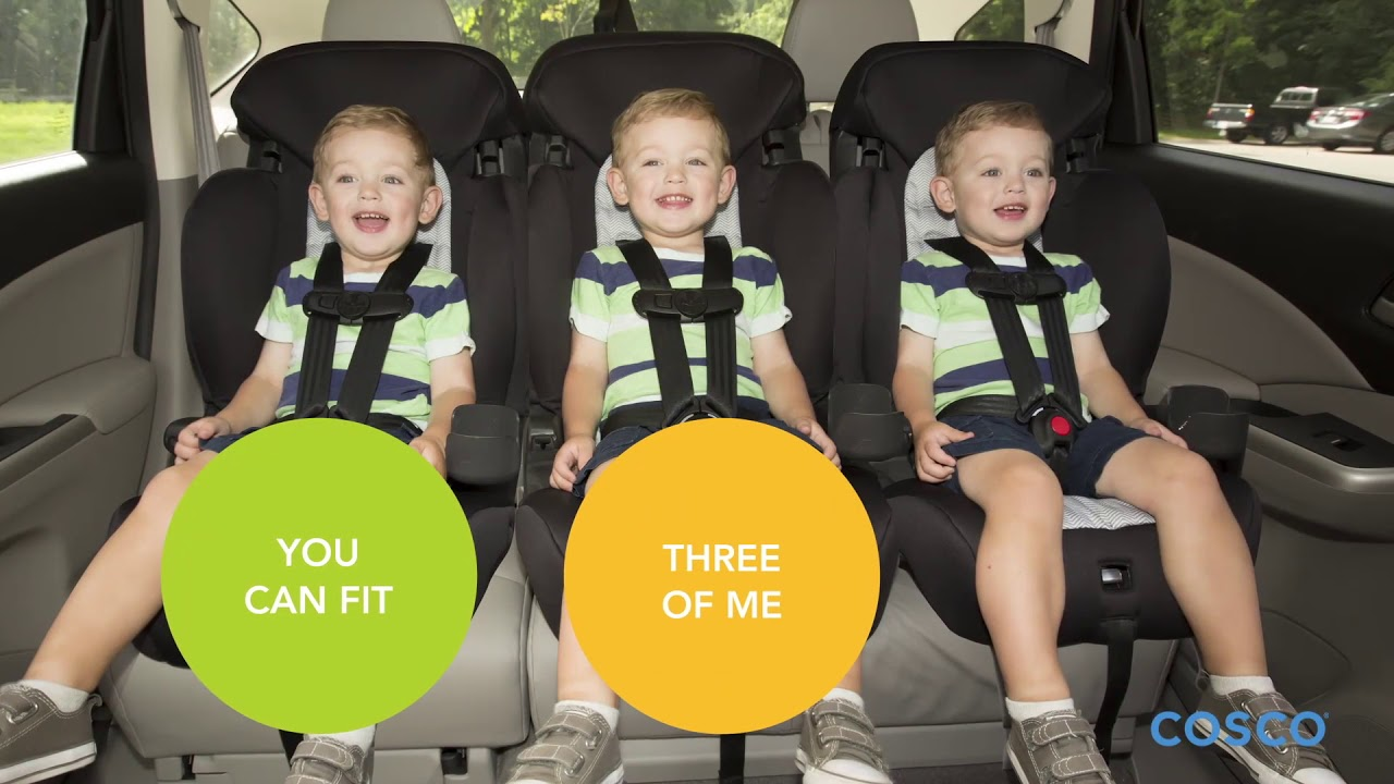 Finale Booster 2-In-1 Car Seat - YouTube