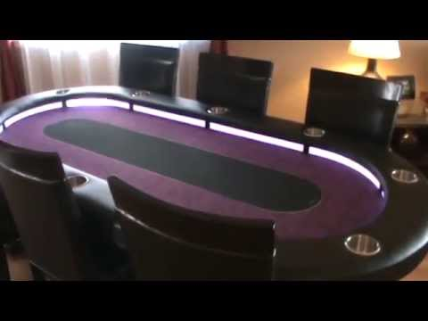 Superieur Custom Poker Table