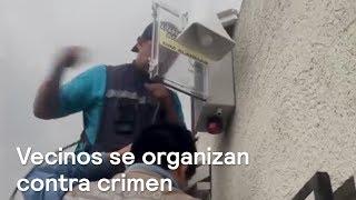 Vecinos se organizan para combatir inseguridad en Tecámac, Edomex - En Punto con Denise Maerker