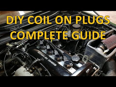 Miata Coil on Plug DIY - Full HowTo!