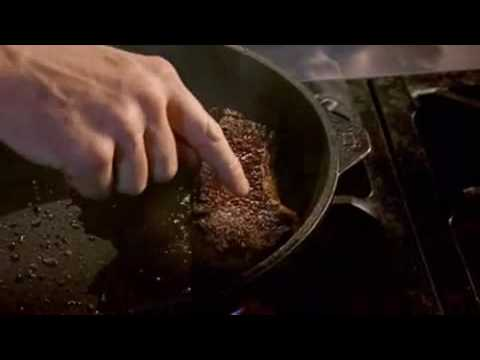 How To Cook A Steak by Gordon Ramsay - YouTube
