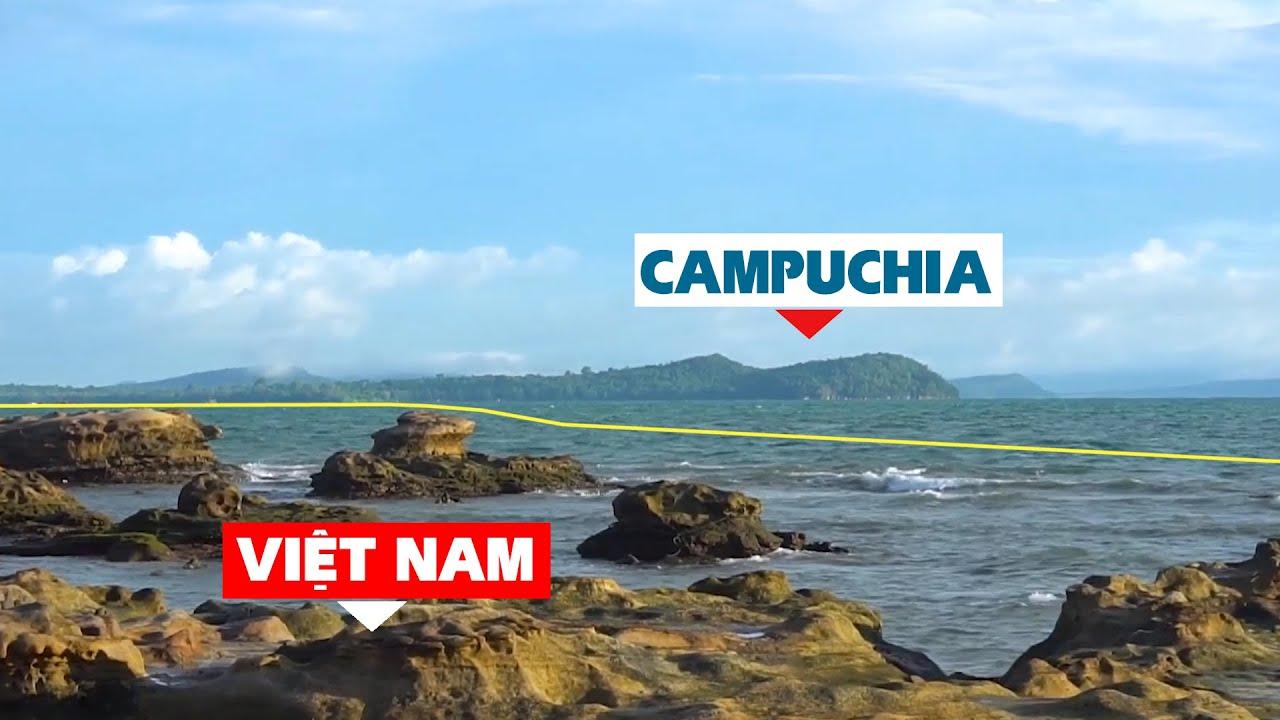 Vùng nước lịch sử Việt Nam – Campuchia là gì?