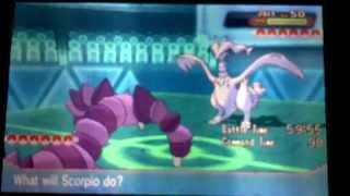 Pokemon OR/AS WiFi Battle #21 - The Gauntlet (Live Battle Kindof)