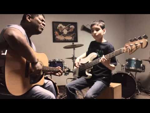 Kyle and Clinton Fernandes - Rocket Man cover