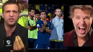 Fantino 910 - 15 Marzo 2018 - Fantino, Novello y Tronco indignados x derrota Boca reparten a todos