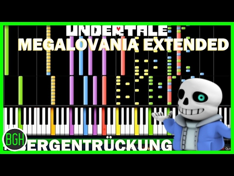 """IMPOSSIBLE REMIX - """"Megalovania"""" Undertale (EXTENDED)"""