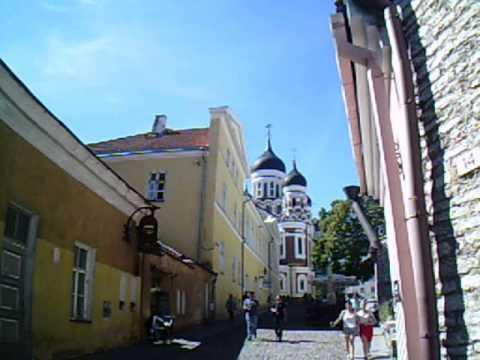 old Tallinn church sobor