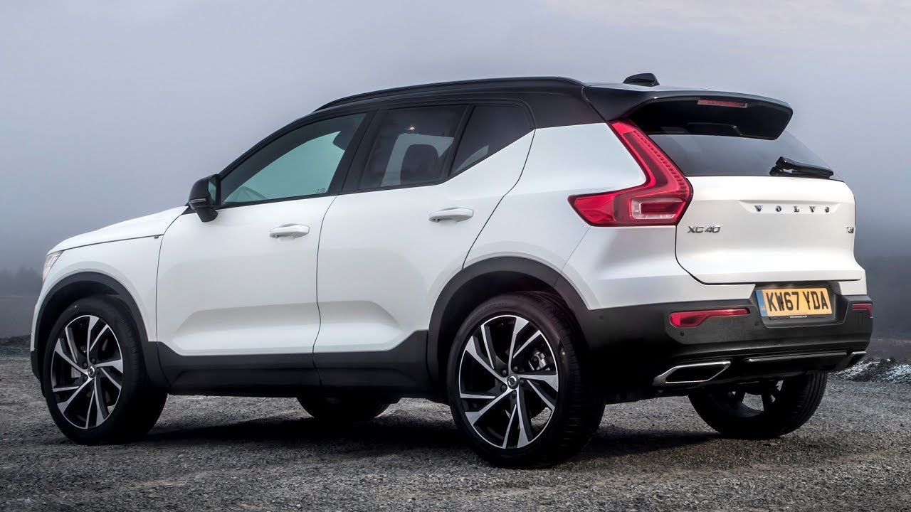 2019 volvo xc40 d4 awd first edition uk spec youtube. Black Bedroom Furniture Sets. Home Design Ideas