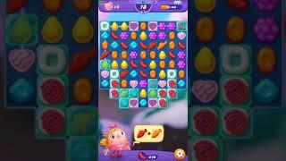 Candy Crush FRIENDS Saga level 80 no boosters