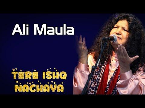 Ali Maula | Abida Parveen | ( Album: Tere Ishq Nachaya )