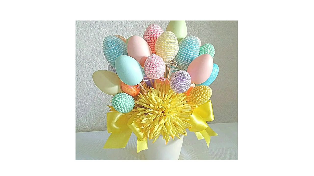 Diy four easter floral centerpieces budget friendly easter diy four easter floral centerpieces budget friendly easter gifts springtime fun negle Gallery