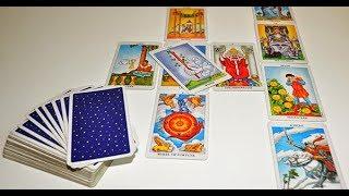 Método adivinatorio  para el Tarot - la Cruz Celta - Aprende Tarot
