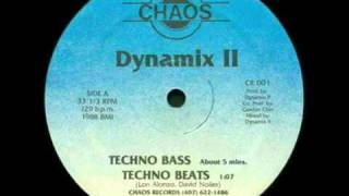Dynamix II - Techno Bass