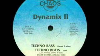 Dynamix II - Techno Bass
