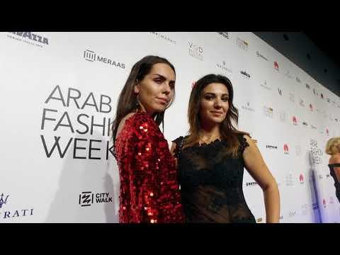 Huawei Arab Fashion Week for 2017
