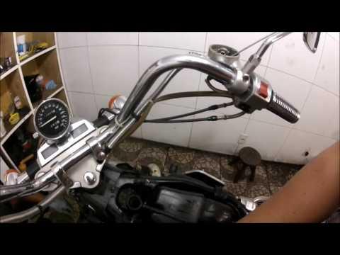 Mecânico Legal - Manutenção basica KAWASAKI VULCAN/1500 Cliente Marcos