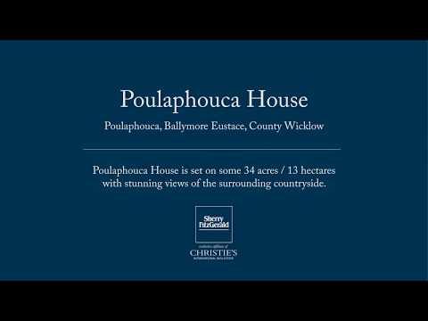 Poulaphouca House, Poulaphouca, Ballymore Eustace, Co. Wicklow