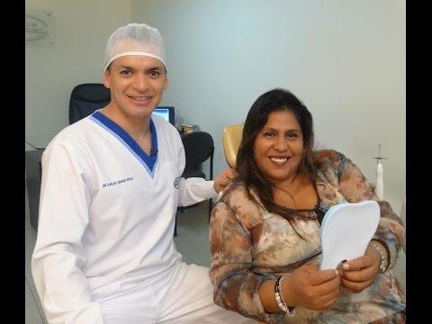 Instituto de Salud Bucal Caso M�nica Ciudad Belleza Dr Carlos Linares Weilg