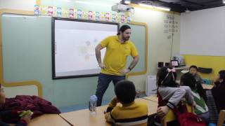 TEFL Lesson Planning - part 1: 'Starting a lesson right!'