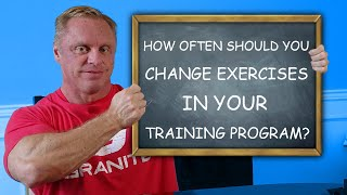 How Often Should You Change Exercises in Your Training Program thumbnail