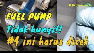 Download Penyebab Fuel Pump tidak Bunyi, Stater jadi Susah