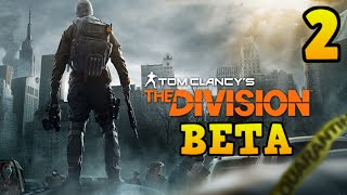 THE DIVISION BETA [02] - TEST DI GIOCO, GAMEPLAY E GRAFICA!
